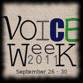 Voice Week 2011